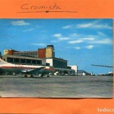Postales: MADRID ( AEROPUERTO - BARAJAS ) -- CIRCULADA // ( NOV4 ). Lote 98054507