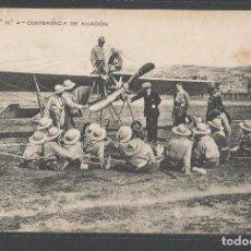 Postales: CONFERENCIA DE AVIACIÓN - BOY SCOUTS - ESCOLTAS - ESCULTISMO - P22896. Lote 98490503
