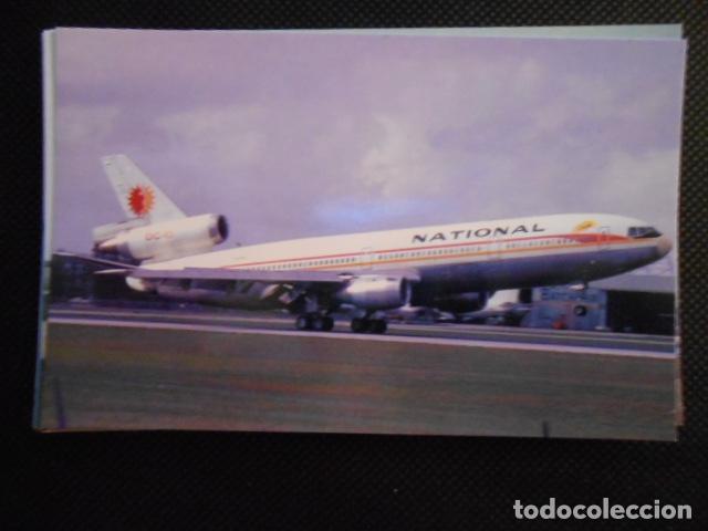 Postales: LOTE 11 POSTALES USA. AVIONES. AVIATION CARDS. SIN CIRCULAR - Foto 5 - 99632427