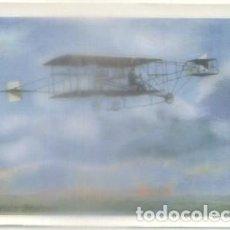 Postales: POSTAL DE AVIACION. THE CURTISS BIPLANE P-AVI-044,4. Lote 191958036