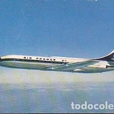 Postkarten - POSTAL AVION CARAVELLE AIR FRANCE - 99937507