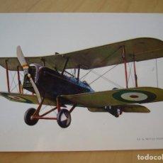 Postales: S.E. 5ª BRITISH FIGHTER (1917). Lote 103177487