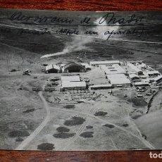Postales: FOTOGRAFIA DEL AERODROMO DE NADOR, VISTA TOMADA DESDE EL APARATO, AÑOS 20, TAMAÑO POSTAL, FOTOGRAFI. Lote 103481567