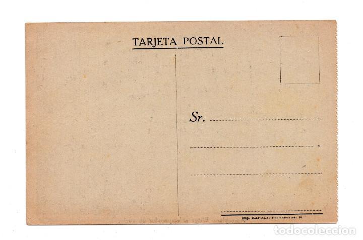 Postales: AEROPLANO WRIGT AL EMPRENDER UN VUELO . IMP. RAFOLS - Foto 2 - 105765011
