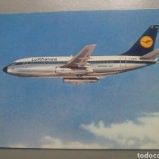 Postcards - Postal avion lufthansa Boeing 737 cita jet - 107333648