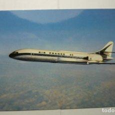 Postkarten - POSTAL AIR FRANCE CARAVELLE - 110246555