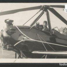 Postales: JUAN DE LA CIERVA - INVENTOR DEL AVIÓN AUTOGIRO - 1929 - P24345. Lote 110414663