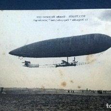 Postales - POSTAL DIRIGIBLE 1912 - 112101511