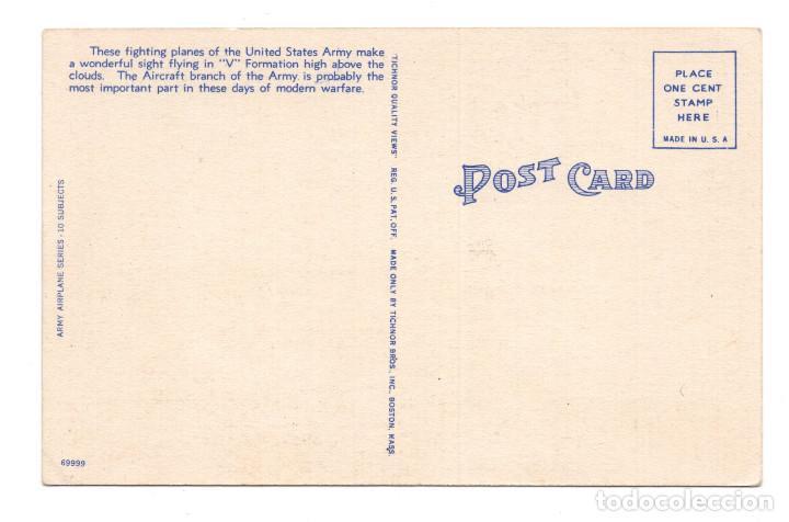 Postales: POSTAL - U.S. ARMY FLYING FOR VICTORY - Foto 2 - 113355075