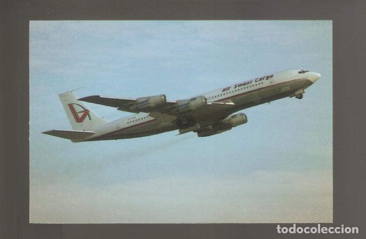 POSTALES DE AVIONES SIN USAR NUEVAS 006 (Postales - Postales Temáticas - Aeroplanos, Zeppelines y Globos)