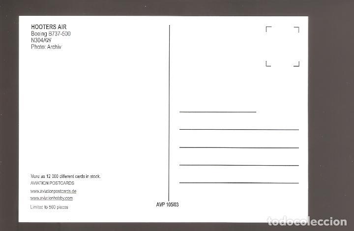 Postales: Postales de aviones sin usar nuevas 090 - Foto 2 - 114035831