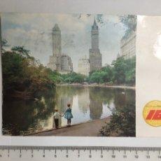 Postales: POSTAL. IBERIA NEW YORK-USA. H. 1970?. Lote 115133432
