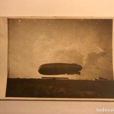 Postales: ZEPPELIN. POSTAL (H.1920?). Lote 119381470