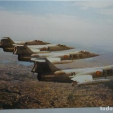 Postales: POSTAL F-104 EJERCITO DEL AIRE ESPAÑOL -. Lote 235679620