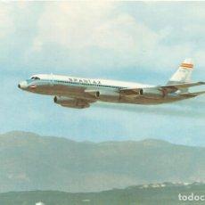 Postales: SPANTAX - CONVAIR CV 990 A CORONADO - I.G.DOMINGO - EDITADA EN 1969 - S/C. Lote 127154451