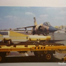 Postales: POSTAL EJERCITO DEL AIRE - MIRAGE F 1 C 14. Lote 127597475
