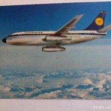 Postcards - POSTAL - AVION - LUFTHANSA - BOEING 737 CITY JET - 128343075