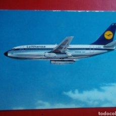 Postcards - Postal avión lufthansa Boeing 737 city jet - 129656050