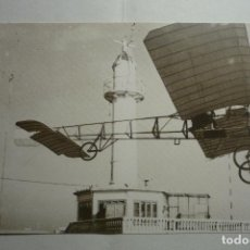Postales: POSTAL EJERCITO DEL AIRE -AVION BLERIOT. Lote 130400974
