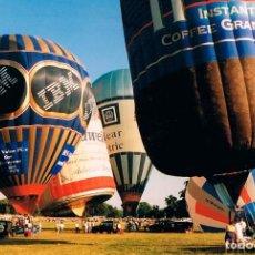 Postales: FOTOGRAFIA DEL WILTSHIRE BALLOON FESTIVAL EN LONGLEAT (INGLATERRA) DEL 30-7-1995. Lote 131507642