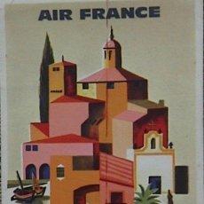 Postales: AIR FRANCE. ESPAGNE.. Lote 182167008