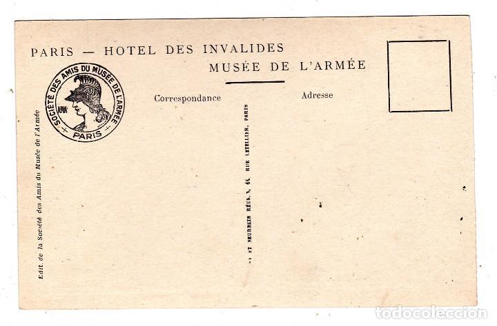 Postales: France Paris Hotel Invalides Musee de l'Armee, Salle des Allies Vieux Charles - Foto 2 - 132700170