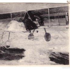 Postales: FRANCE MUSEE DE L'ARMEE, GUERRE 1914-1916 COMBATCONTRE UN AVIATIK . Lote 132700430
