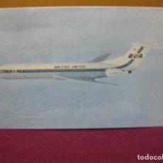 Postais: POSTAL AVION. BUA VC10.. Lote 133719822