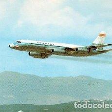 Postales: SPÁNTAX - CONVAIR CV 990 A - CORONADO. Lote 133966310