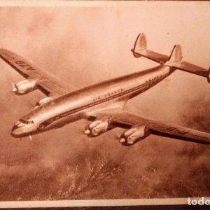 AIR FRANCE 14 X 9 CM