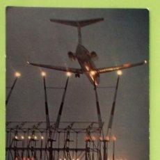Cartes Postales: AVIÓN EN VUELO. NUEVA. COLOR. Lote 135661347