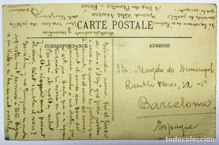 Postales: 16 Aéroplane Delagrange.- LL. postales 0028 - Foto 2 - 135913262