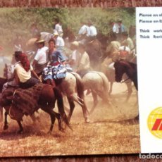 Postales: IBERIA - ROMERIA EN ANDALUCIA. Lote 140368702