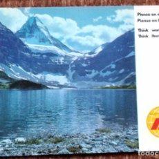 Postales: IBERIA - CANADA. Lote 140368758