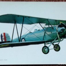 Postales: HAWKER TOMTIT - 1929. Lote 140371270