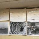 Postales: LOTE 112 FOTOGRAFIAS RAF AVIACION MILITAR Y CIVIL CONSULADO BRITANICO AÑOS 50. Lote 143089230