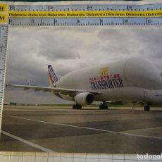 Postales: POSTAL DE AVIONES AEROLÍNEAS. AVIÓN AIRBUS A300. AIRBUS INDUSTRIE. 1787. Lote 145128678