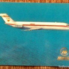 Postales: IBERIA - JET DOUGLAS DC 9. Lote 146500970