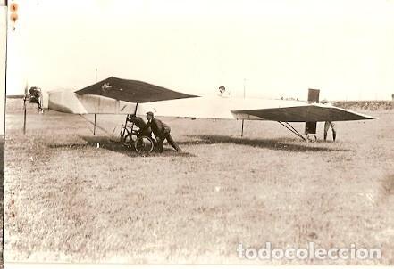 FRANCIA & CIRCULADO, MONOPLAN ASTRA 1908, MONTREUIL, MAUSSANE 1962 (6681) (Postales - Postales Temáticas - Aeroplanos, Zeppelines y Globos)