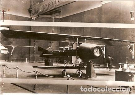 FRANCIA & DISPOSITIVO COANDA À TURBO-PROPULSEUR Y ALA DE MADERA, MONTREUIL, MAUSSANE 1962 (6680) (Postales - Postales Temáticas - Aeroplanos, Zeppelines y Globos)