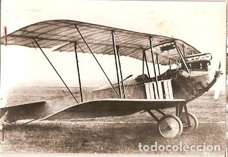 FRANCIA & DISPOSITIVO DE RECONOCIMIENTO ALEMÁN AVIATIK, 1ª GUERRA, MONTREUIL, MAUSSANE 1963 (6682) (Postales - Postales Temáticas - Aeroplanos, Zeppelines y Globos)