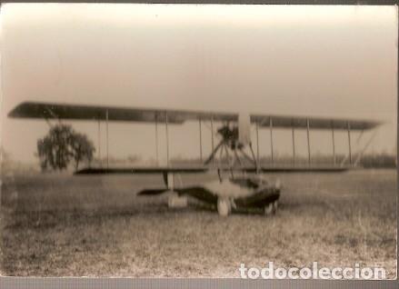 FRANCIA & CIRCULADO, BOMBARDEO F.B.A.-CANON, GUERRE 1914-1918, MONTREUIL, MONTARGIS 1963 (6687) (Postales - Postales Temáticas - Aeroplanos, Zeppelines y Globos)