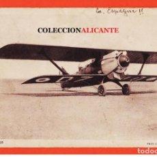Postales: AVION BREGUET 19 D-7 POSTAL CIRCULADA EN 1930 - MANUSCRITO EN ESPAÑA EN FRANCÉS.MADRID MANILA ?. Lote 149732062
