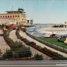 Postales: AVIACION AVION AEROPUERTO FLUGHAFEN FRANKFURT AIRPORT. Lote 152437566