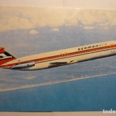 Postales: POSTAL AVION GERMAN AIR. Lote 160627054