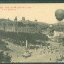 Postales: BARCELONA GLOBO AEROESTATICO SALON DE S. JUAN. Lote 161252306