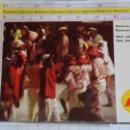 Postales: POSTAL DE AVIONES AEROLÍNEAS. AÑO 1969. IBERIA VUELA A RIO DE JANEIRO BRASIL CARNAVAL. 587. Lote 161779086