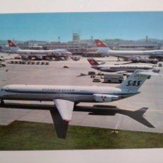 Postales: ZURICH AIRPORT. Lote 166778810