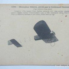 Postales: MONOPLANO BLERIOT. Lote 167956460
