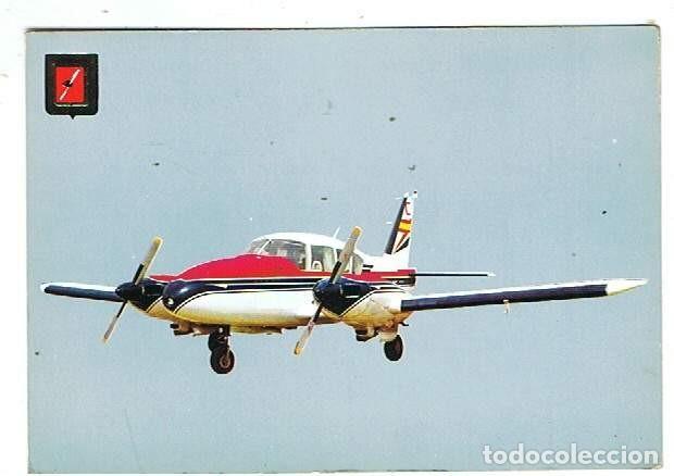 PIPER PA-23 (Postales - Postales Temáticas - Aeroplanos, Zeppelines y Globos)